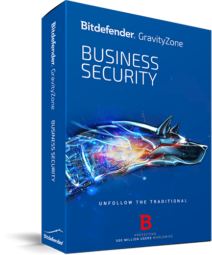business endpoint security