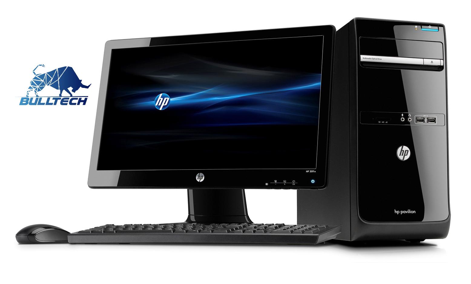 pc desktop hp