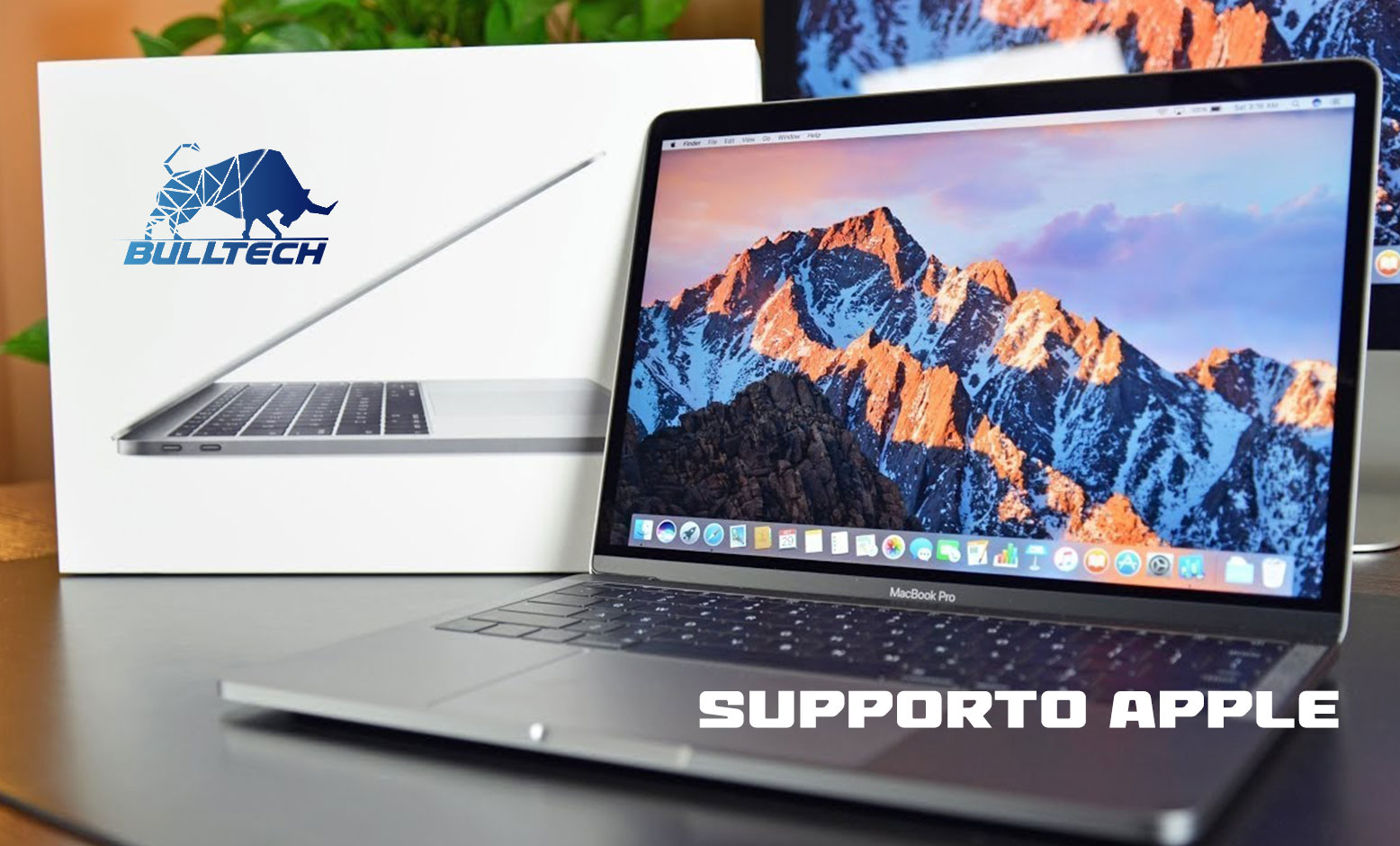 Supporto Apple