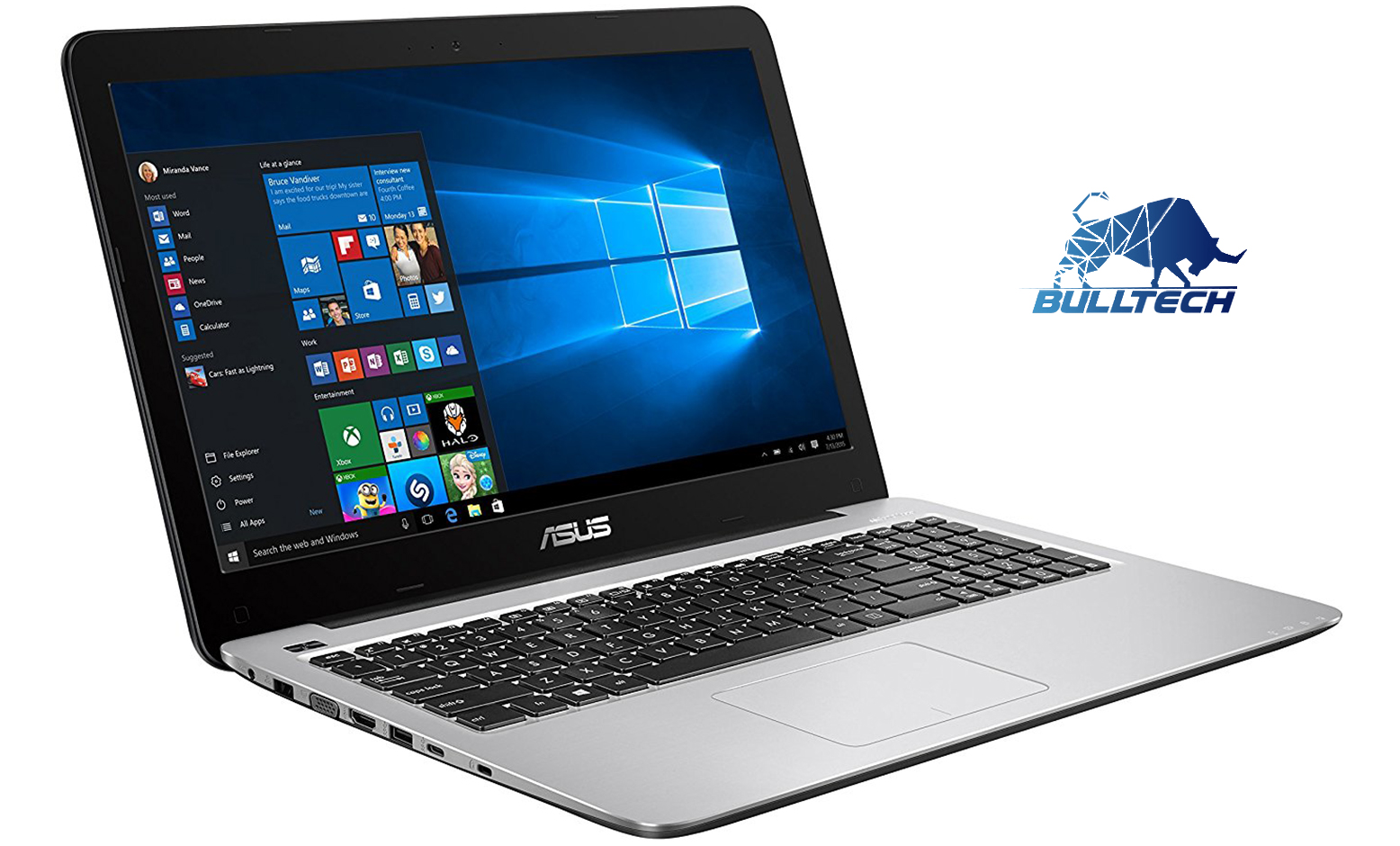 pc notebook asus