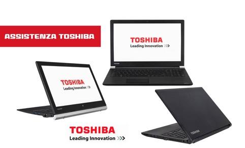 assistenza Toshiba