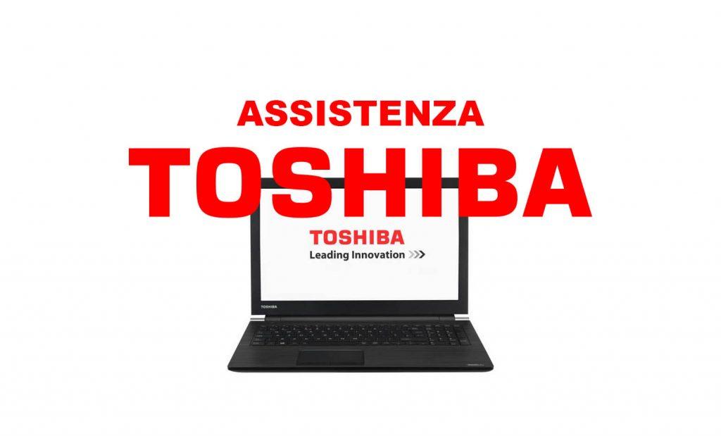 assistenza toshiba 1