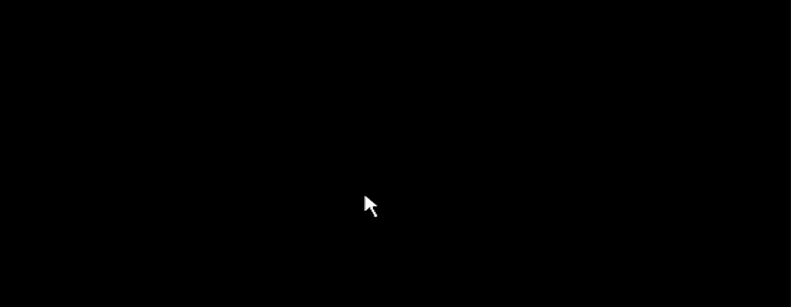 dopo aggiornamento schermo nero