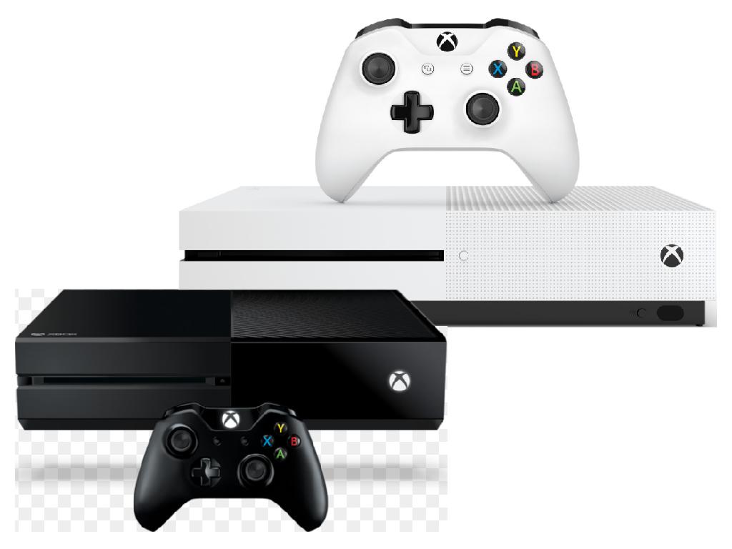 Xbox One, Xbox 360