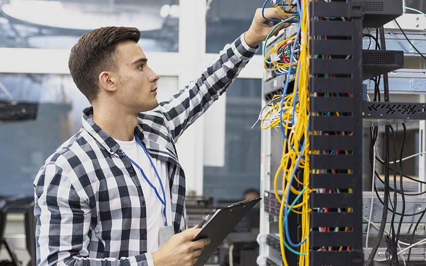 sistemista informatico
