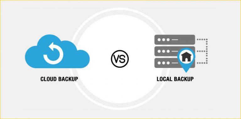 Cloud Backup Solutions vs Local Backup i2k2 Blog