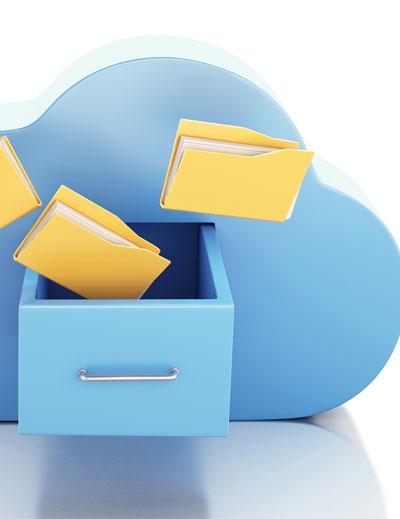 Cloud gestione