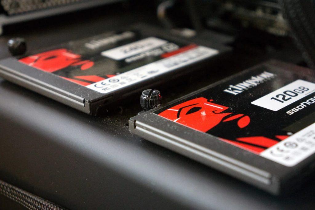 Come sostituire un hard disk con un SSD 1