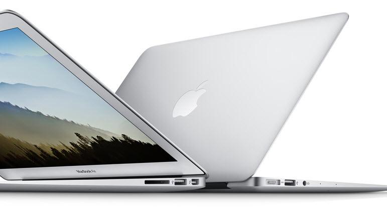 MacBook Air Interfacce